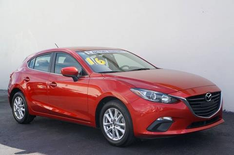 2016 Mazda MAZDA3 for sale at Prado Auto Sales in Miami FL