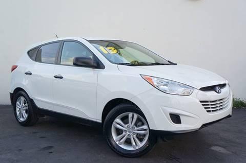2013 Hyundai Tucson for sale at Prado Auto Sales in Miami FL