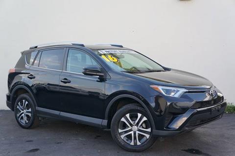 2016 Toyota RAV4 for sale at Prado Auto Sales in Miami FL