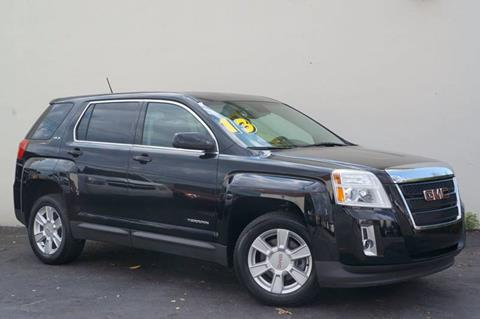 2013 GMC Terrain for sale at Prado Auto Sales in Miami FL