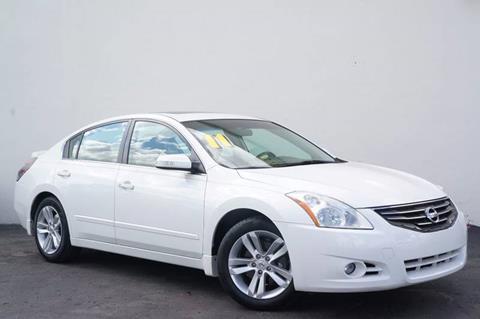 2011 Nissan Altima for sale at Prado Auto Sales in Miami FL