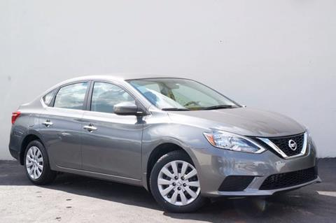 2016 Nissan Sentra for sale at Prado Auto Sales in Miami FL
