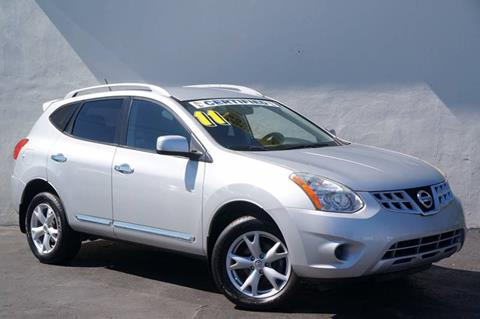 2011 Nissan Rogue for sale at Prado Auto Sales in Miami FL