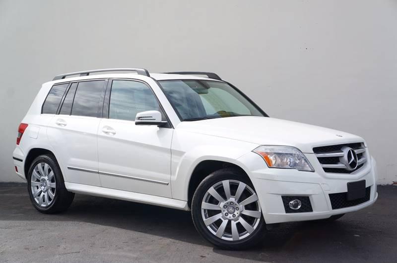 2012 Mercedes-Benz GLK for sale at Prado Auto Sales in Miami FL