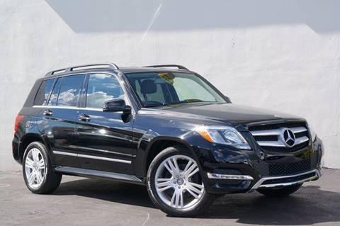 2015 Mercedes-Benz GLK for sale at Prado Auto Sales in Miami FL