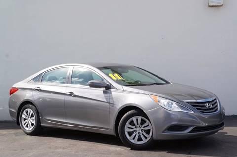 2011 Hyundai Sonata for sale at Prado Auto Sales in Miami FL