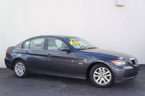 2007 BMW 3 Series for sale at Prado Auto Sales in Miami FL