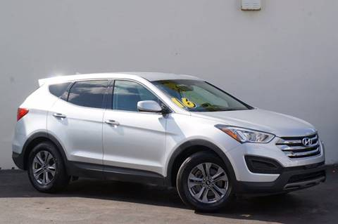 2016 Hyundai Santa Fe Sport for sale at Prado Auto Sales in Miami FL