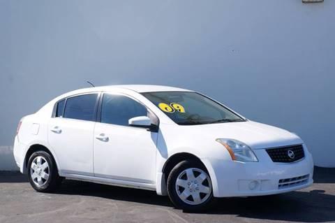 2009 Nissan Sentra for sale at Prado Auto Sales in Miami FL