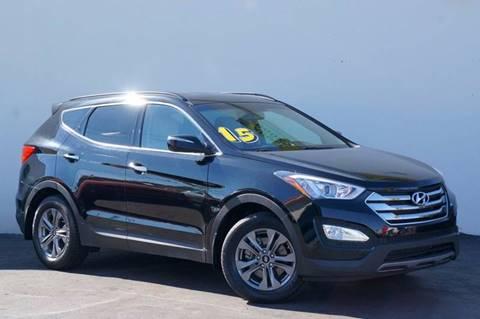 2015 Hyundai Santa Fe Sport for sale at Prado Auto Sales in Miami FL