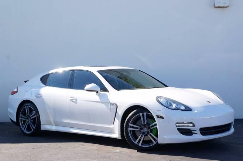 2012 Porsche Panamera S 4dr Sedan In Miami FL - Prado Auto Sales