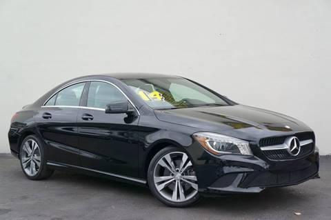 2014 Mercedes-Benz CLA for sale at Prado Auto Sales in Miami FL