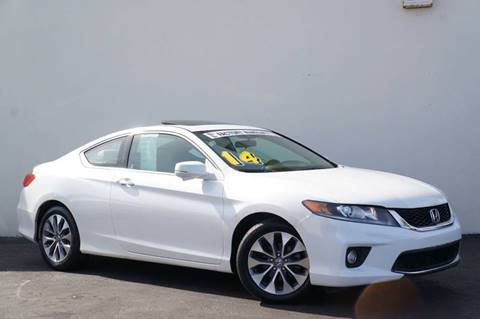 2014 Honda Accord for sale at Prado Auto Sales in Miami FL