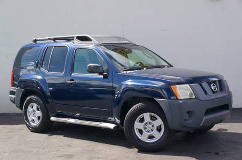 2007 Nissan Xterra for sale at Prado Auto Sales in Miami FL