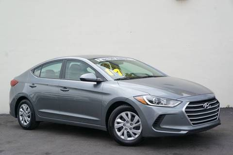 2017 Hyundai Elantra for sale at Prado Auto Sales in Miami FL