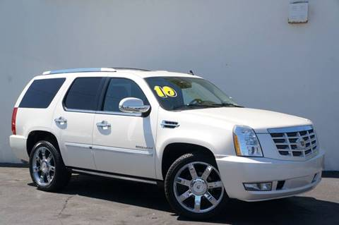 2010 Cadillac Escalade for sale at Prado Auto Sales in Miami FL
