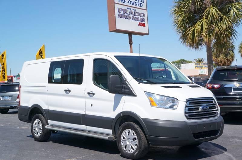 2016 Ford Transit Cargo for sale at Prado Auto Sales in Miami FL