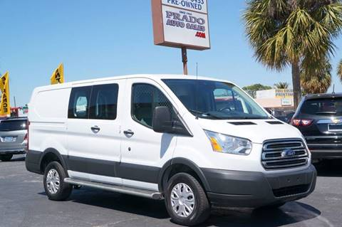 2016 Ford Transit Cargo for sale at Prado Auto Sales in Miami FL