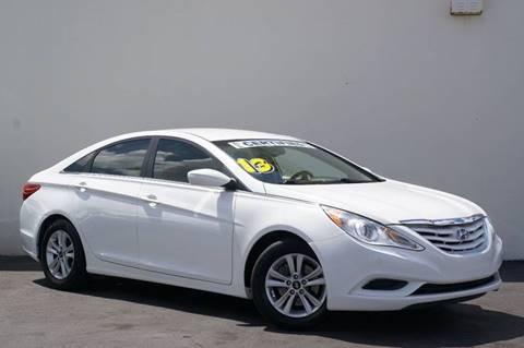 2013 Hyundai Sonata for sale at Prado Auto Sales in Miami FL