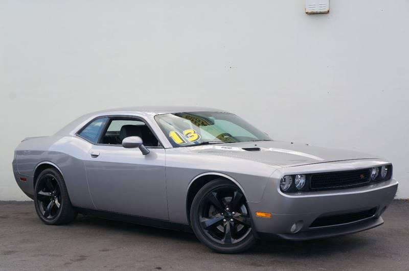 2013 Dodge Challenger for sale at Prado Auto Sales in Miami FL