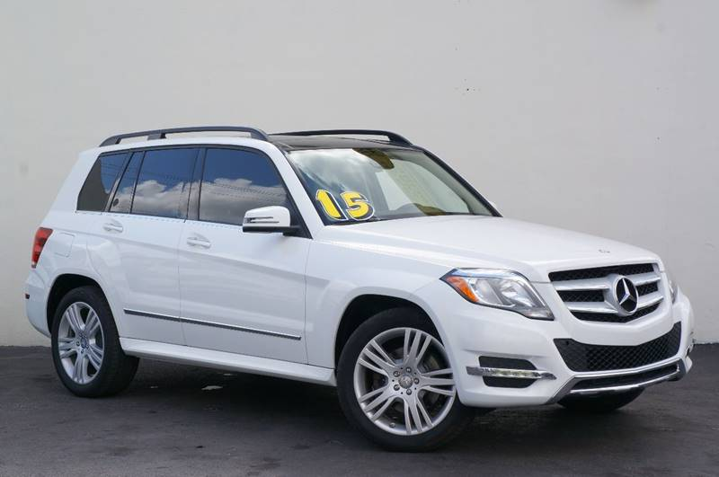 2015 Mercedes-Benz GLK for sale at Prado Auto Sales in Miami FL
