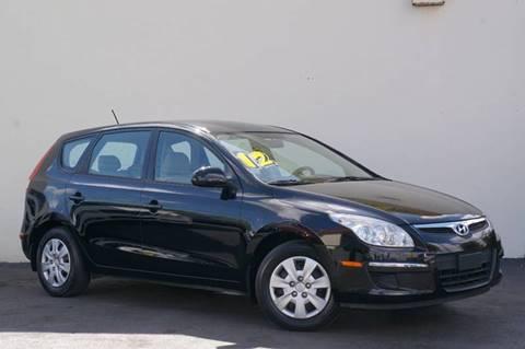 2012 Hyundai Elantra Touring for sale at Prado Auto Sales in Miami FL