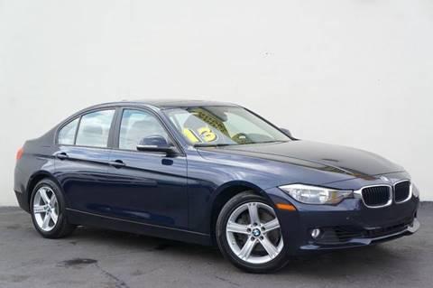 2013 BMW 3 Series for sale at Prado Auto Sales in Miami FL