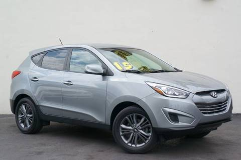 2015 Hyundai Tucson for sale at Prado Auto Sales in Miami FL