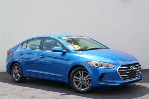 2018 Hyundai Elantra for sale at Prado Auto Sales in Miami FL