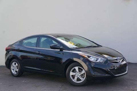 2015 Hyundai Elantra for sale at Prado Auto Sales in Miami FL