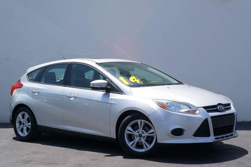 2014 Ford Focus for sale at Prado Auto Sales in Miami FL