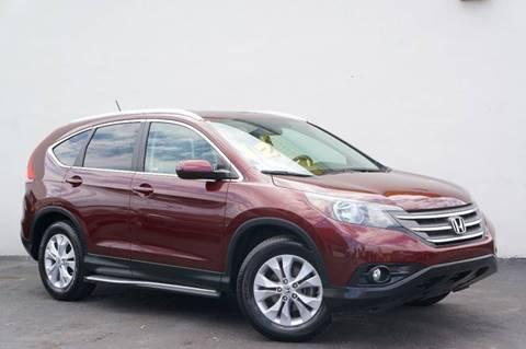 2012 Honda CR-V for sale at Prado Auto Sales in Miami FL