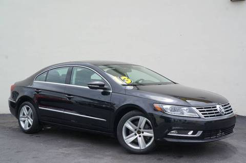 2013 Volkswagen CC for sale at Prado Auto Sales in Miami FL