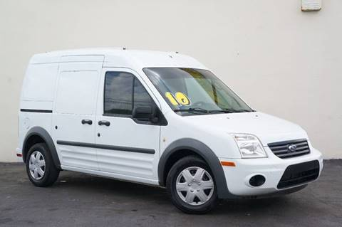 2010 Ford Transit Connect for sale at Prado Auto Sales in Miami FL