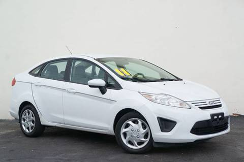2011 Ford Fiesta for sale at Prado Auto Sales in Miami FL