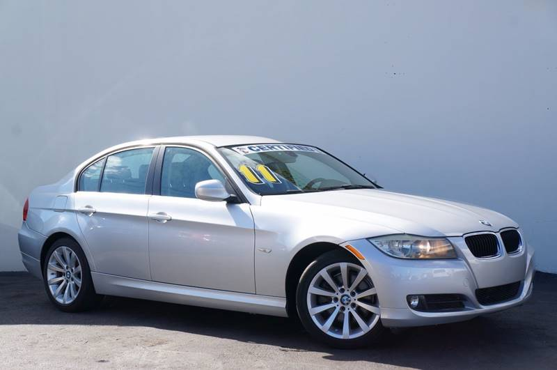 2011 BMW 3 SERIES 328I 4DR SEDAN SA silver carfax certifiedno accidents1 ownerlow mil