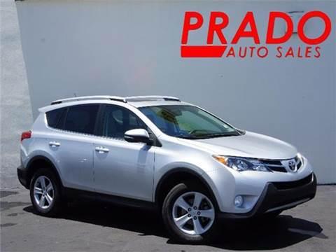 2014 Toyota RAV4 for sale at Prado Auto Sales in Miami FL