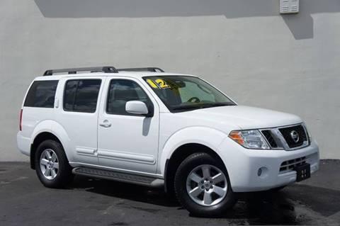 2012 Nissan Pathfinder for sale at Prado Auto Sales in Miami FL