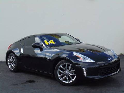 2014 Nissan 370Z for sale at Prado Auto Sales in Miami FL