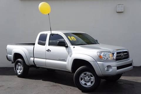 2010 Toyota Tacoma for sale in Miami, FL