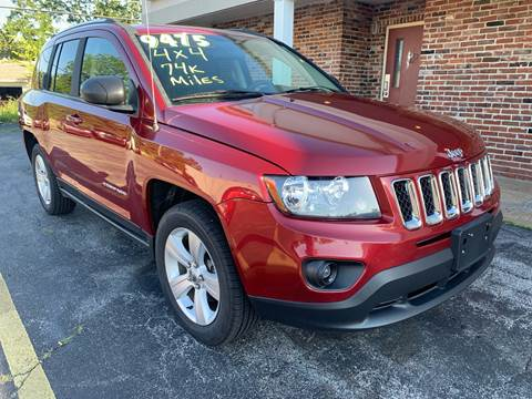 2014 Jeep Compass for sale in Arnold, MO