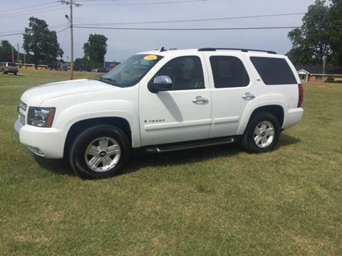 2008 Chevrolet Tahoe for sale in Tunica, MS