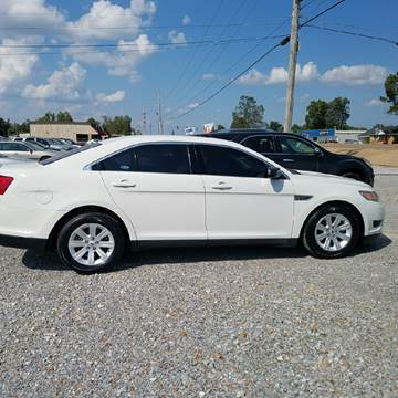 2011 Ford Taurus for sale in Tunica, MS
