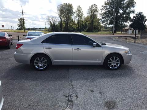 2009 Lincoln MKZ for sale in Tunica, MS