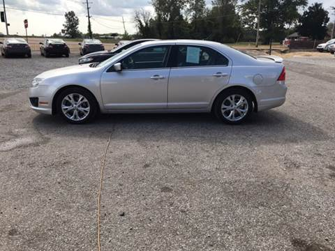 2012 Ford Fusion for sale in Tunica, MS