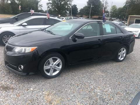 2014 Toyota Camry for sale in Tunica, MS