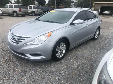 2012 Hyundai Sonata for sale in Tunica, MS