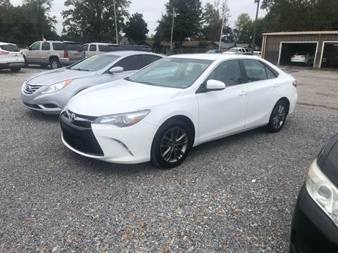 2016 Toyota Camry for sale in Tunica, MS