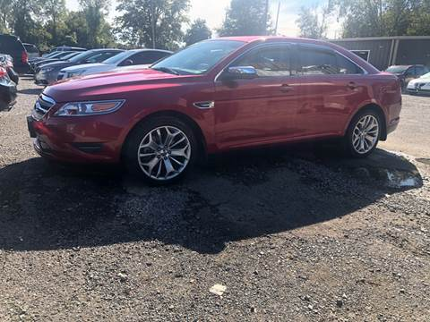 2012 Ford Taurus for sale in Tunica, MS
