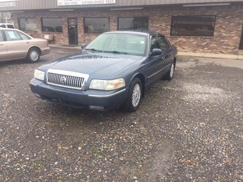 Mercury Grand Marquis For Sale In Mississippi